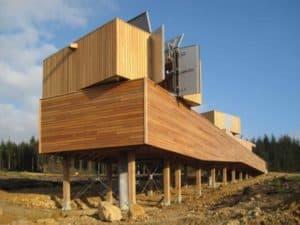 Keilder observatory, Northumberland