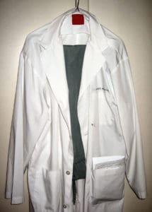 scientists lab coat graphic
