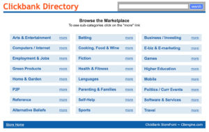 clickbank directory graphic