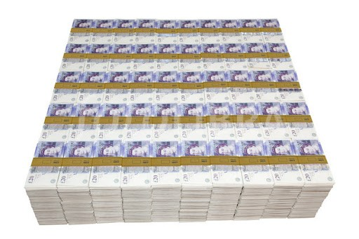 One Million Pounds Sterling